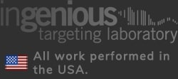 ingenious targeting laboratory - All work performed in the USA